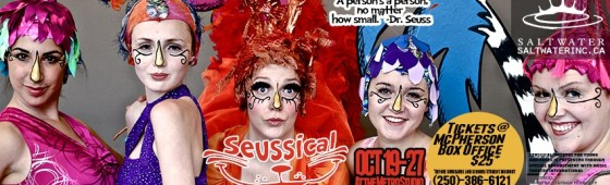 Seussical Takes Off